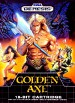 Golden Axe (North America Boxshot)
