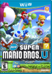New Super Mario Bros. U (North America Boxshot)