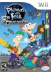 Phineas and Ferb: Across the 2nd Dimension (North America Boxshot)