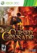 The Cursed Crusade (North America Boxshot)