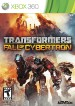 Transformers: Fall of Cybertron (North America Boxshot)