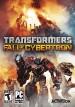 Transformers: Fall of Cybertron (North America Boxshot)