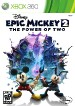 Disney Epic Mickey 2: The Power of Two (North America Boxshot)