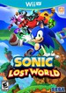 Sonic: Lost World (North America Boxshot)