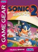 Sonic the Hedgehog 2 (North America Boxshot)