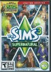 The Sims 3: Supernatural (North America Boxshot)