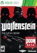 Wolfenstein: The New Order (North America Boxshot)