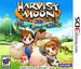 Harvest Moon 3D: The Lost Valley (North America Boxshot)