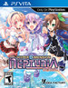 Hyperdimension Neptunia Re;Birth1 (North America Boxshot)