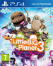LittleBigPlanet 3 (Europe Boxshot)