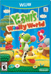 Yoshi's Woolly World (North America Boxshot)