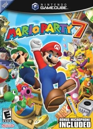 Mario Party 7 - GC - NTSC-U (North America)