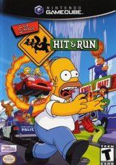 Box shot of The Simpsons: Hit & Run [North America]