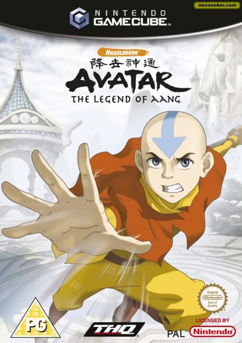 Avatar the last airbender gc pal europe
