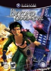 Box shot of Beyond Good & Evil [North America]