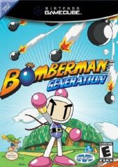 Box shot of Bomberman Generation [North America]