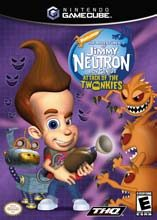 Jimmy Neutron: Attack of the Twonkies - GC - NTSC-U (North America)