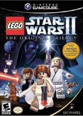 Box shot of LEGO Star Wars II: The Original Trilogy [North America]