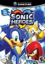 Box shot of Sonic Heroes [North America]
