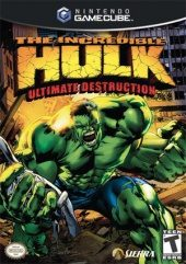 Box shot of The Incredible Hulk: Ultimate Destruction [North America]