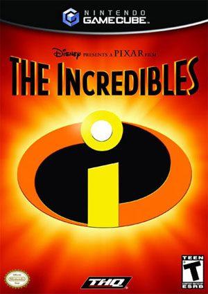 The Incredibles - GC - NTSC-U (North America)