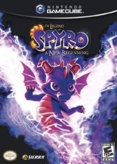 Box shot of The Legend of Spyro: A New Beginning [North America]