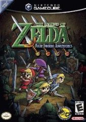 Box shot of The Legend of Zelda: Four Swords Adventures [North America]