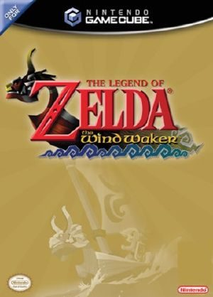 The Legend of Zelda: The Wind Waker - GC - PAL (Europe)
