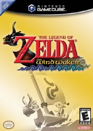 The Legend of Zelda: The Wind Waker - GC - NTSC-U (North America)