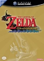The Legend of Zelda: The Wind Waker PAL (Europe) front boxshot