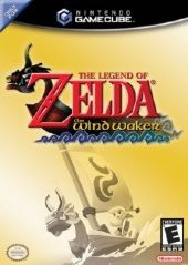 The Legend of Zelda: The Wind Waker NTSC-U (North America) front boxshot