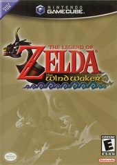Box shot of The Legend of Zelda: The Wind Waker [North America]