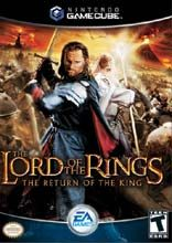 The Lord of The Rings: The Return of The King - GC - NTSC-U (North America)