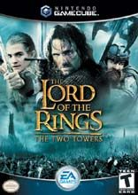The Lord Of The Rings: The Two Towers - GC - NTSC-U (North America)