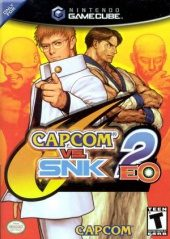 Box shot of Capcom vs. SNK 2: EO [North America]