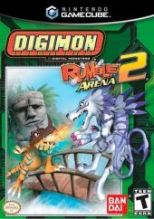 Box shot of Digimon Rumble Arena 2 [North America]