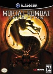 Box shot of Mortal Kombat: Deception [North America]