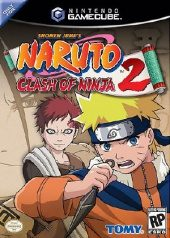 Box shot of Naruto: Clash of Ninja 2 [North America]