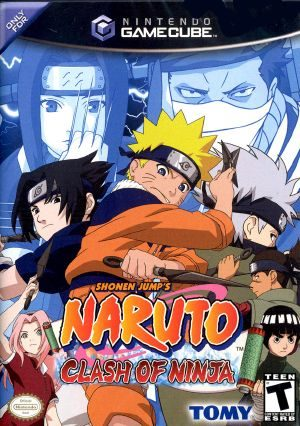 Naruto: Clash of Ninja - GC - NTSC-U (North America)