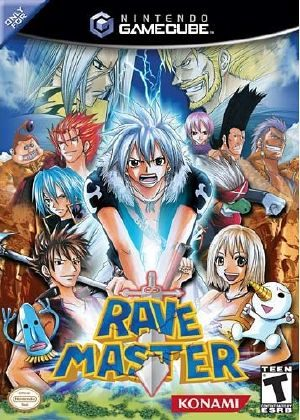 Rave Master: Special Attack Force! - GC - NTSC-U (North America)