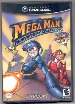 Mega Man Anniversary Collection - GC - NTSC-U (North America)