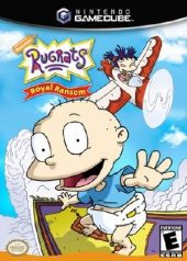 Box shot of Rugrats: Royal Ransom [North America]