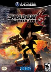 Box shot of Shadow the Hedgehog [North America]