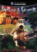 Wallace & Gromit - GC - PAL (Europe)
