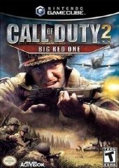 Box shot of Call Of Duty 2: Big Red One [North America]