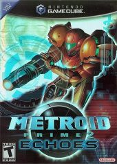 Box shot of Metroid Prime 2: Echoes [North America]