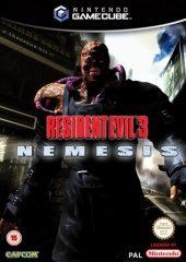 Box shot of Resident Evil 3: Nemesis [Europe]