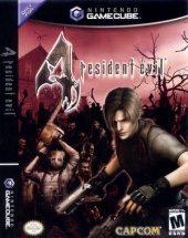 Box shot of Resident Evil 4 [North America]