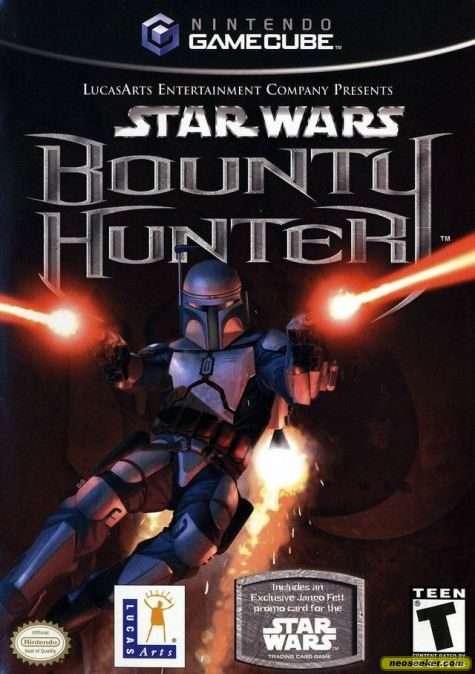 Star Wars: Bounty Hunter - Front cover