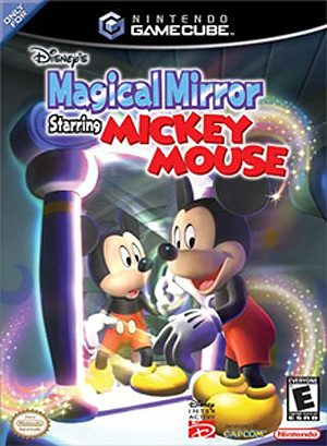 Disney's Magical Mirror Starring Mickey Mouse - GC - NTSC-U (North America)